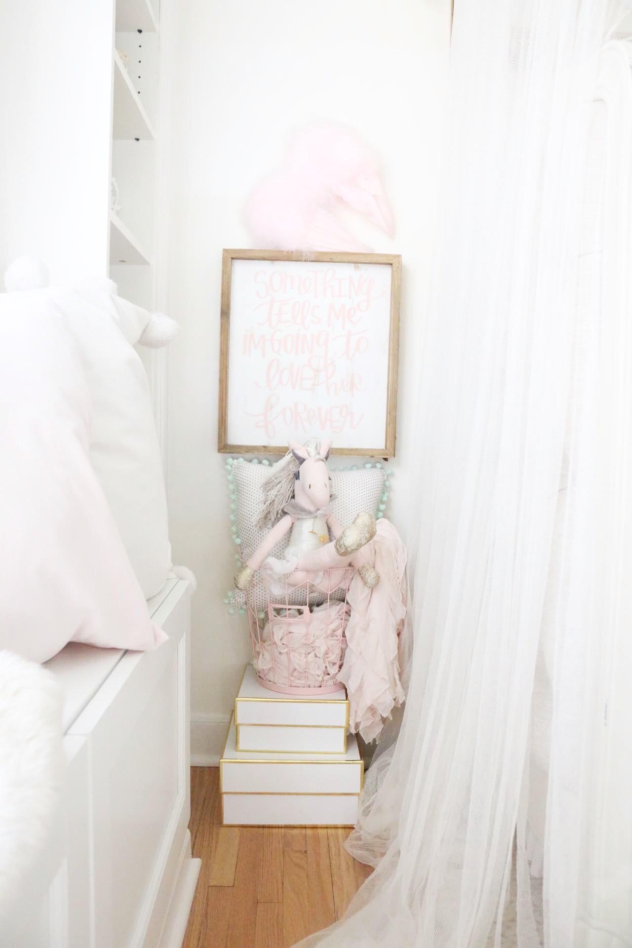 Bella S Dreamland Nursery A Darling Daydream