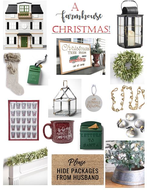A Farmhouse Christmas Guide