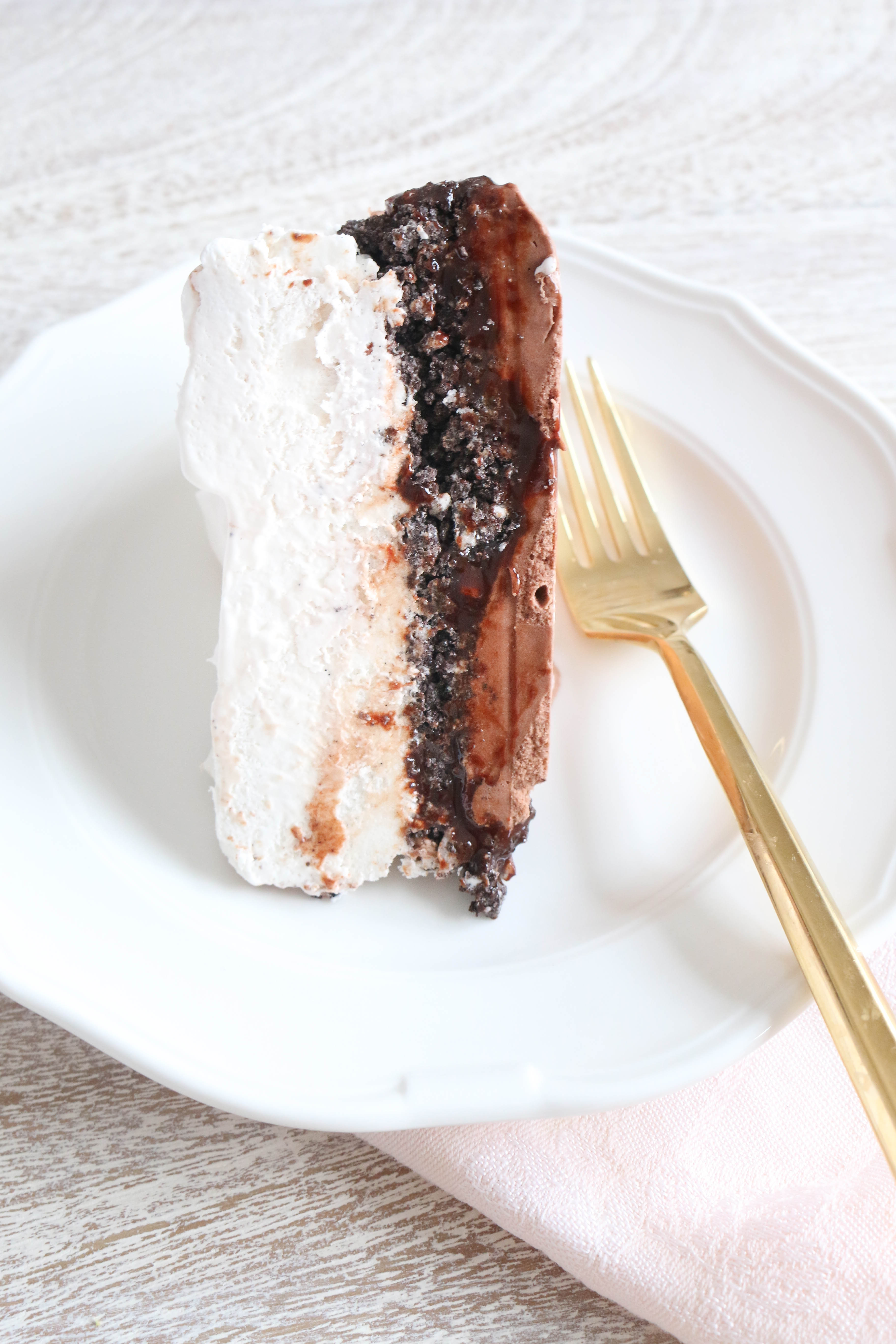Gluten and Dairy Free DQ Ice Cream Cake Recipe