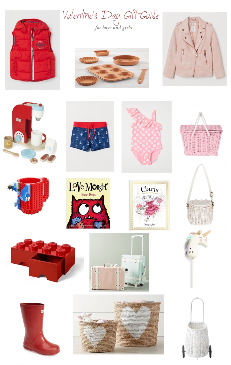 Valentine's Day Gift Guide for Kids...