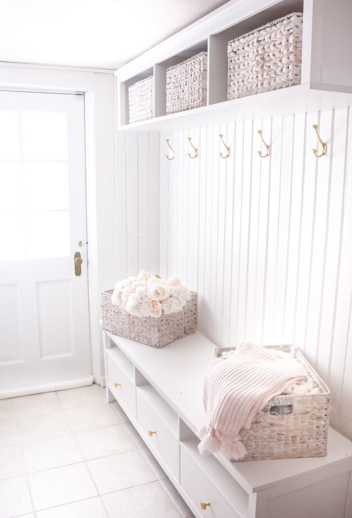 Mudroom Locker Ikea Hack